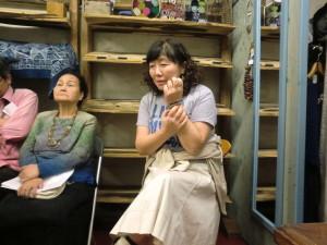 「避難者の『与えたい』『してあげたい』という気持ちに寄り添いたい」と枝元さん